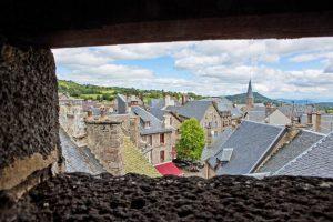 VIllage médiéval de Besse en Auvergne dans le Sancy