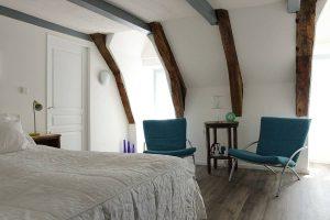 Chambres d'hôtes Aaisa avec lit king-size à Besse