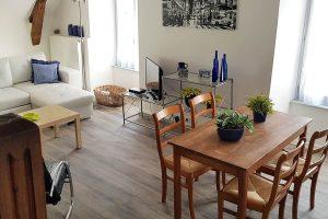Appartement à louer en Auvergne au coeur de Besse pour 2 à 4 personnes
