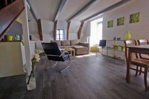 Appartement duplex en location à Besse en Auvergne