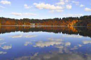 Lac pavin, lac naturel joyaux de Besse