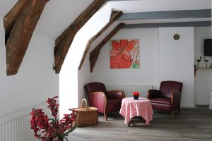 Living-room, guest-room in Besse in Auvergne