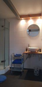 Douche et salle de bain chambre Stella