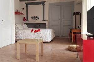 Suzanna room, aaisa guest-house in Besse in Auvergne